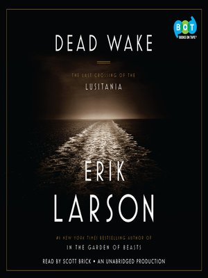 cover image of Dead Wake
